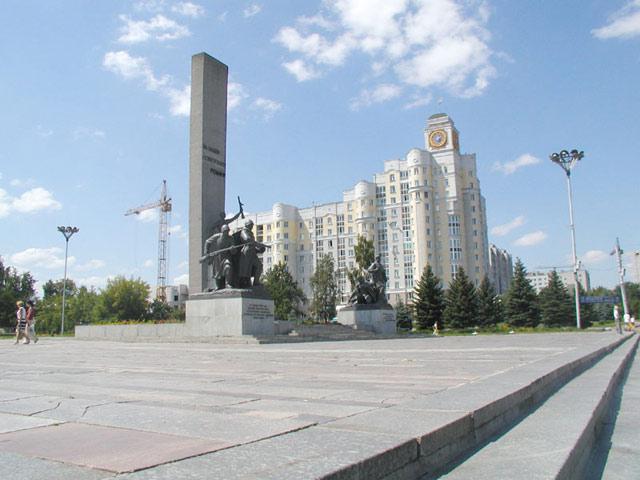 Карта города Брянск с улицами