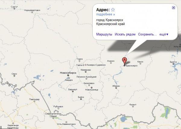 Карта автодороги москва