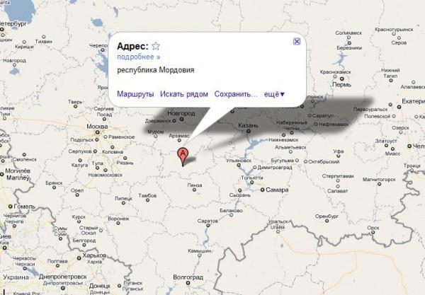 отдельных случаях где находится саранск на карте россии такое сетевой кабель