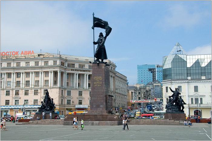 Город Владивосток: климат, экология, районы, экономика ...