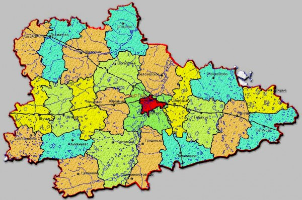 Новости Шадринска Шадринского района и Курганской области