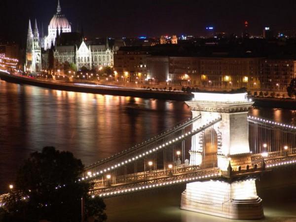 Интерактивная карта центра Будапешта