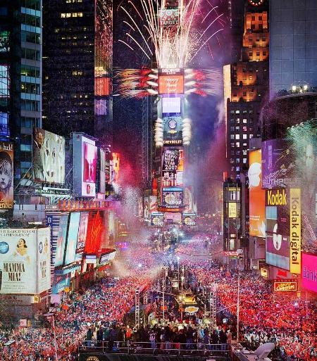 Как встретить Новый Год в США
