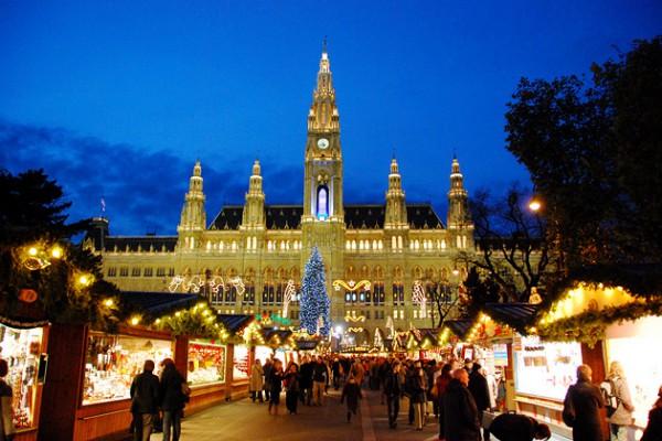 Новый Год в Вене. Отзывы