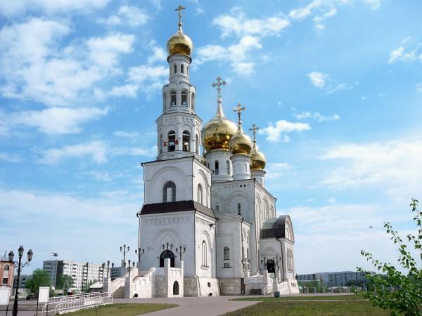 Абакан на карте России