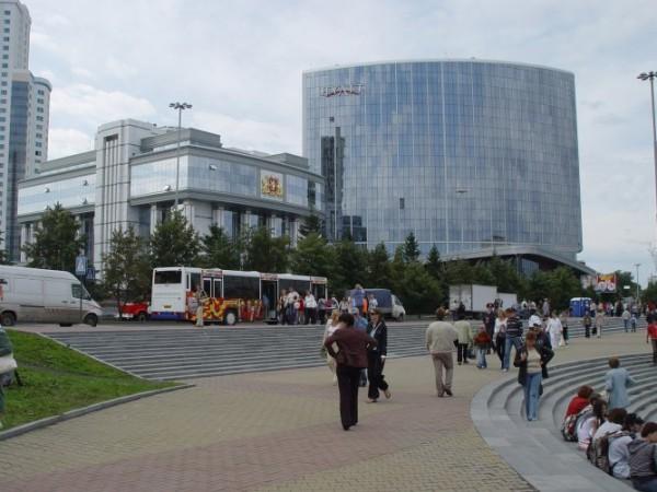 Экскурсия по Екатеринбургу. Местные достопримечательности