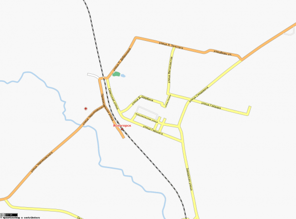yasnogorsk