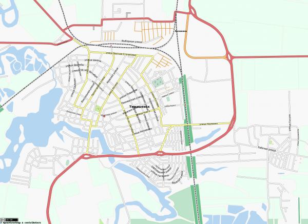 timoshevsk