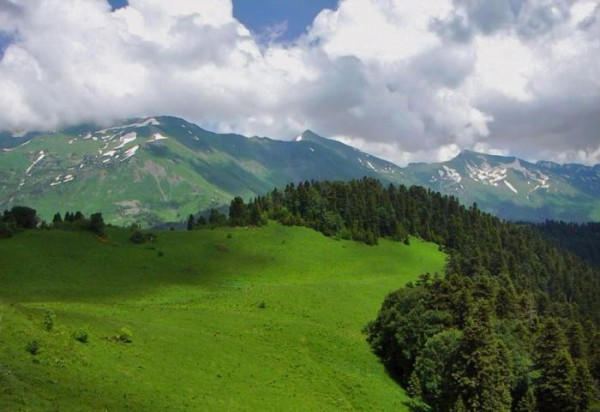Абхазия. Что взять с собой в горы?