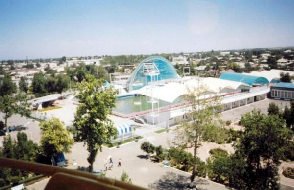 Андижан – один из самых важнейших культурных центров