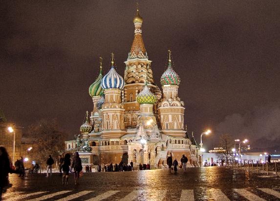 Особенности жизни туристов в Москве