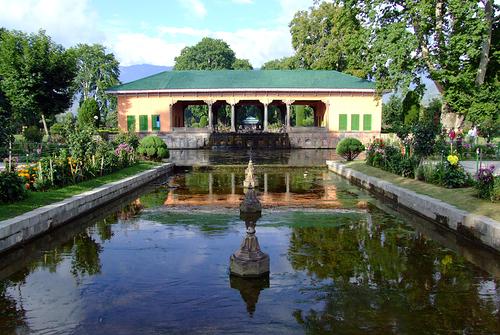 Сады Шалимар