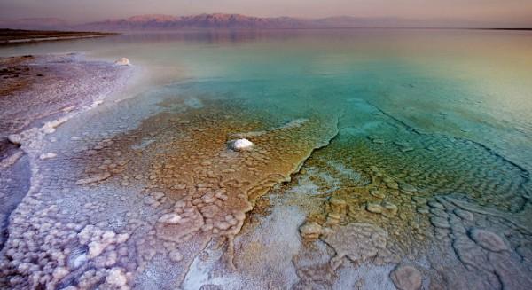 Мертвое море — враг псориаза