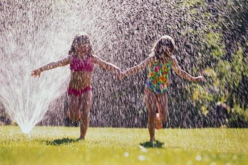Фестиваль воды на Кипре