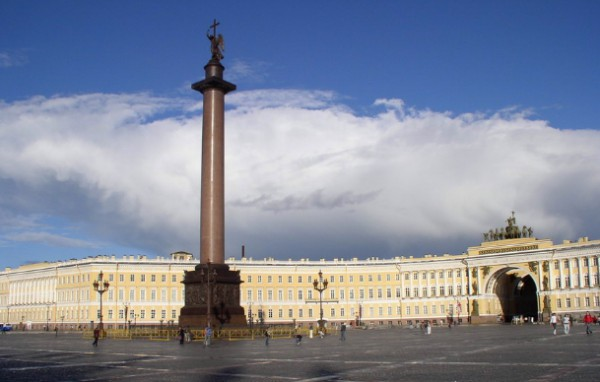 Знаменитый собор Санкт-Петербурга
