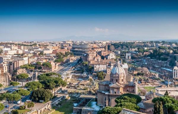 Путешествие в Рим для начинающих