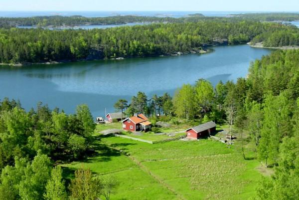 На автомобиле в Финляндию