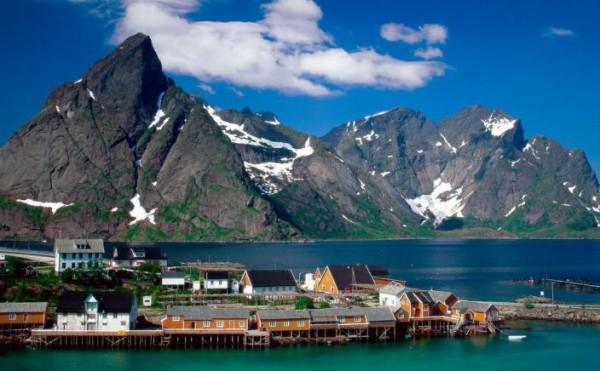 Норвегия - страна фьордов и викингов