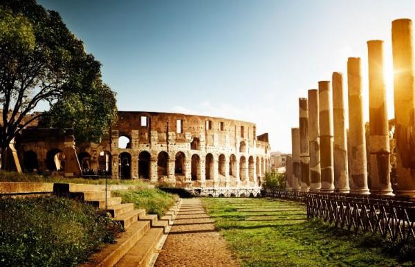 Рим. Колизей – последний шанс на свободу
