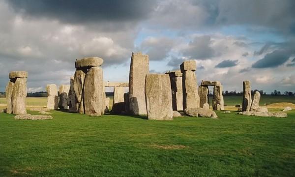 Стоунхендж - тайна времен палеолита
