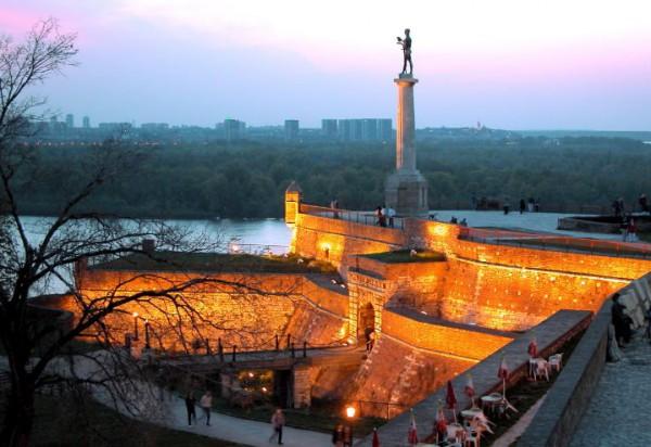 Белград – древний исторический центр южных славян