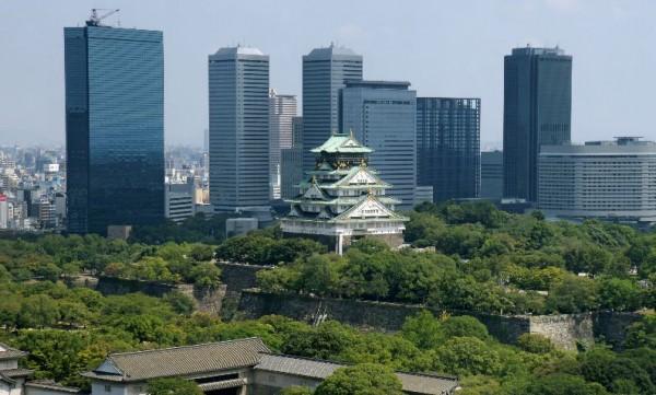 Осака - сокровищница Японии