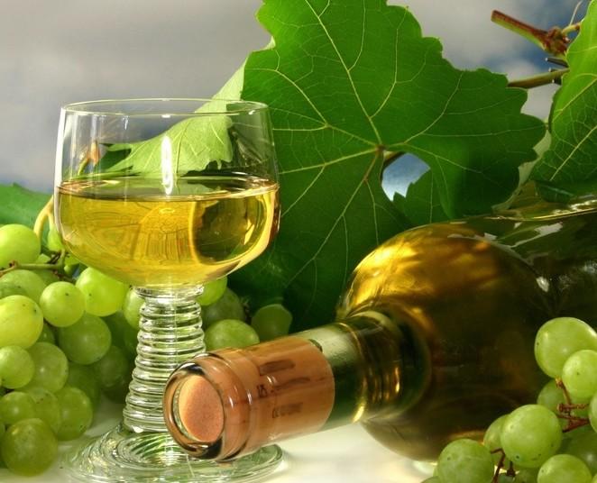 Самые популярные сорта белого вина
