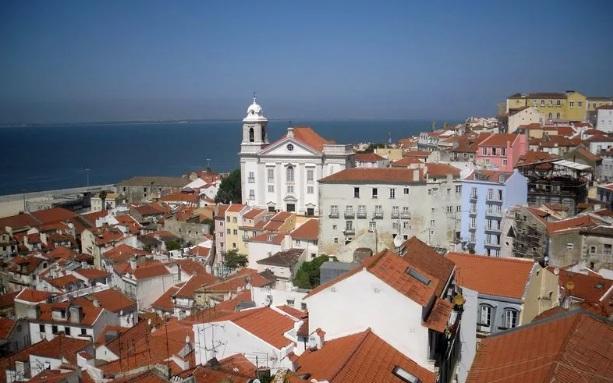 Экскурсии по Лиссабону. Обзорные площадки Лиссабона