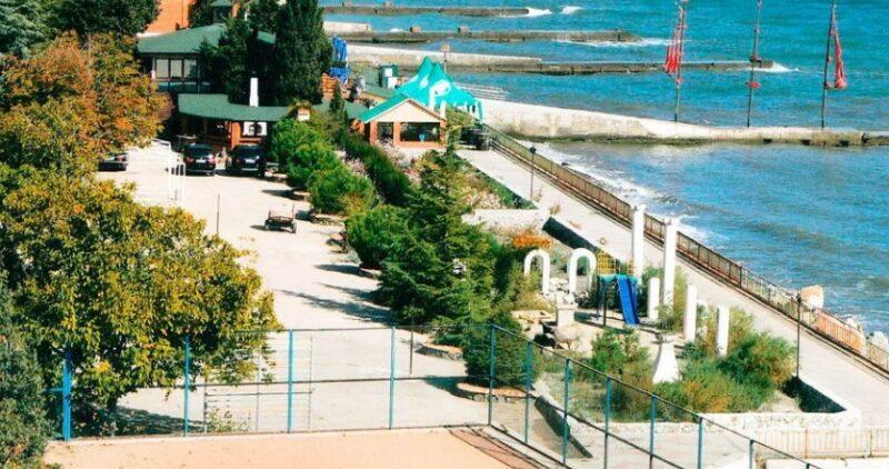 Интересные места Крыма. Алушта. Поселок Сатера