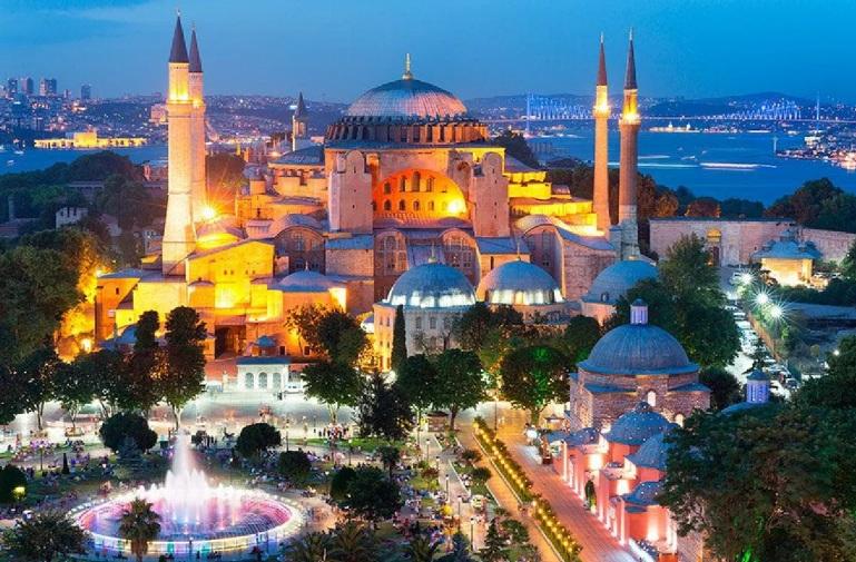 Краткая история Турции. Путешествуйте вместе с Пегас Туристик