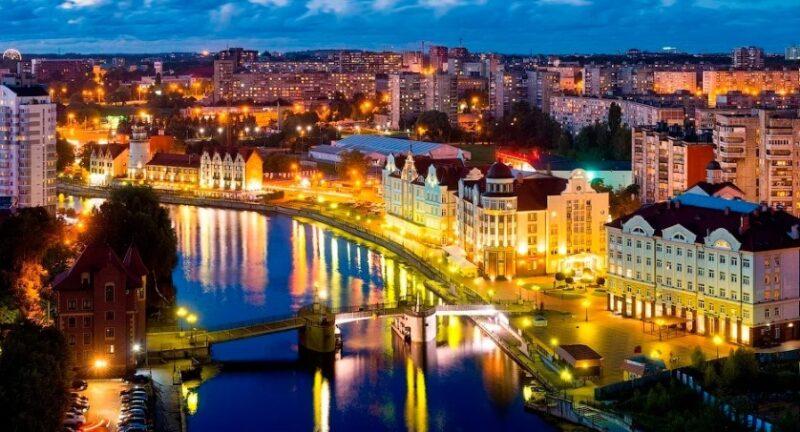 Собираетесь в Калининград? Не забудьте путеводитель!